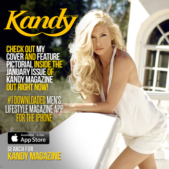 Kandy Magazine - January 2014